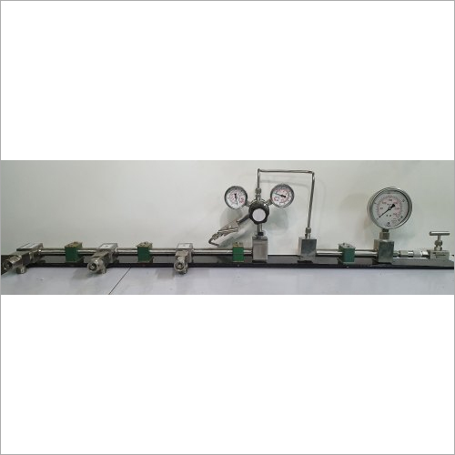 Stainless Steel Gas Manifold System