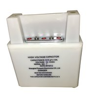 High Voltage Capacitor 0.05uF 30kV,1pps Pulse Capacitor 50nF 30kV