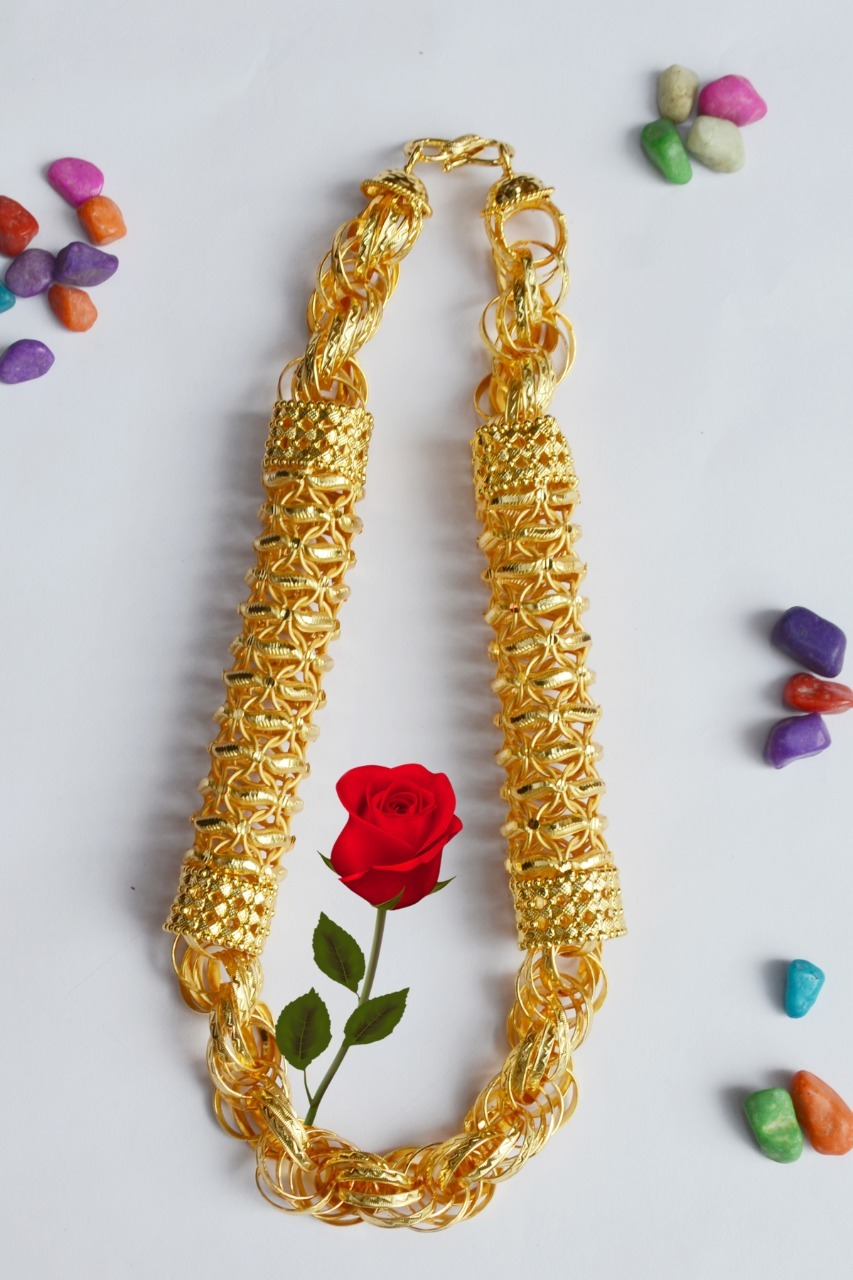 MICRO GOLD CHAINS