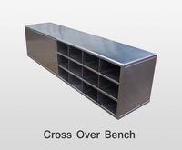 SS Cross Over Bench