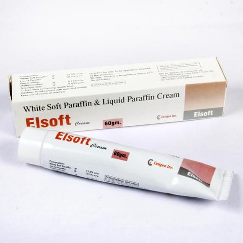 White Soft Paraffin and Light Liquid Paraffin Cream