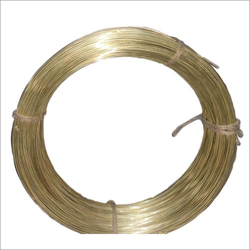 Brass Golden Wires
