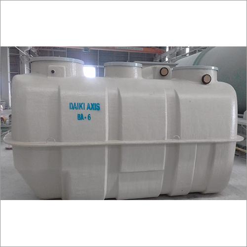 Sewage Waste Water Treatment Plant