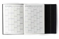Mahavir Power Diary 2022 - A5 Size - with Magnetic Flap Closure - (Black)