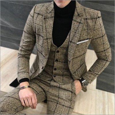 Three Piece Coat Pant