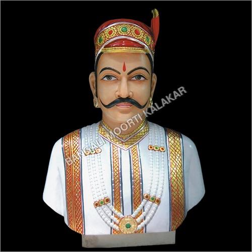 Amar King Prithvi Raj Statue