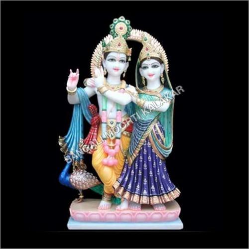 Jugal Jodi Radha Krishna Statue