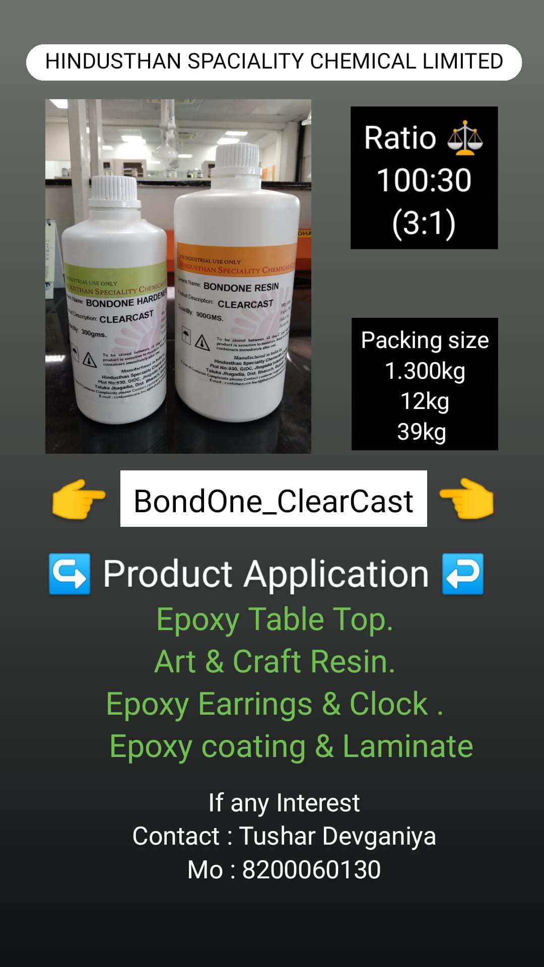 Bondone Clearcast