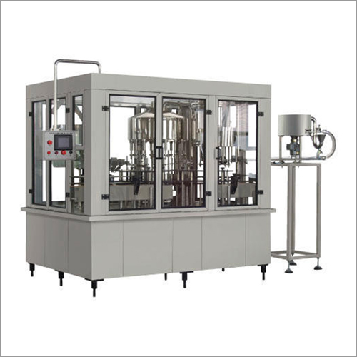Industrial Mineral Water Bottle Filling Machine