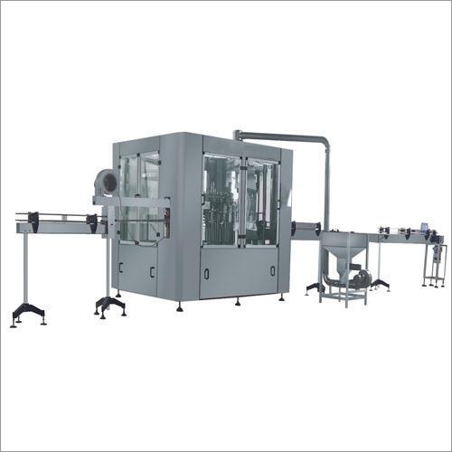 Industrial Mineral Water Bottling Machine