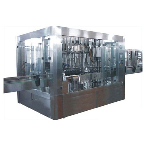 Mineral Water Bottling Plant And Machine