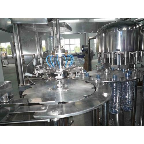 90 BPM Bottling Machine