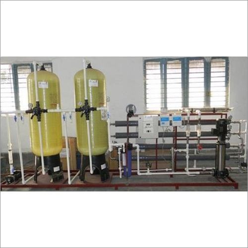 Industrial Package Drinking Water Plant