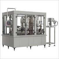 200 ML Mineral Water Bottle Filling Machine