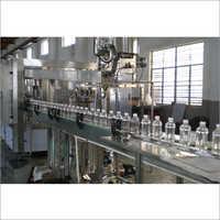 Industrial Water Bottle Filling Machine