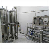 Industrial Water Turnkey Projects