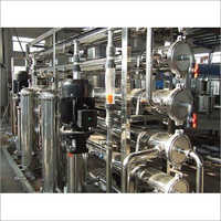 Commercial Mineral Water Projects