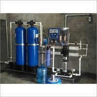 Commercial Filtration Plant