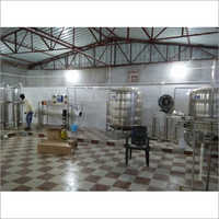 Water Packing Plant