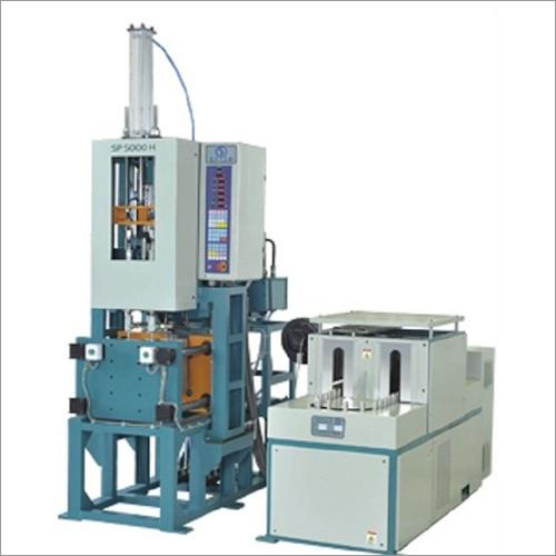 Commercial Blow Moulding Machine