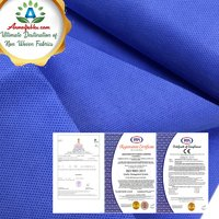 HOSPITAL MEDICAL DISPOSABLE UNIFORM SS AND SMS NON WOVEN FABRIC