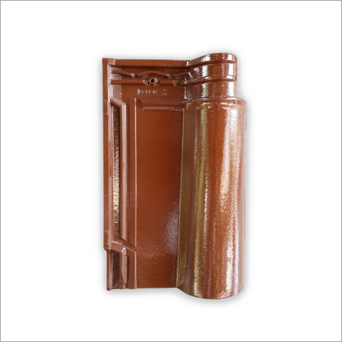 Tropical Brown Roman 12 Clay Roof Tiles