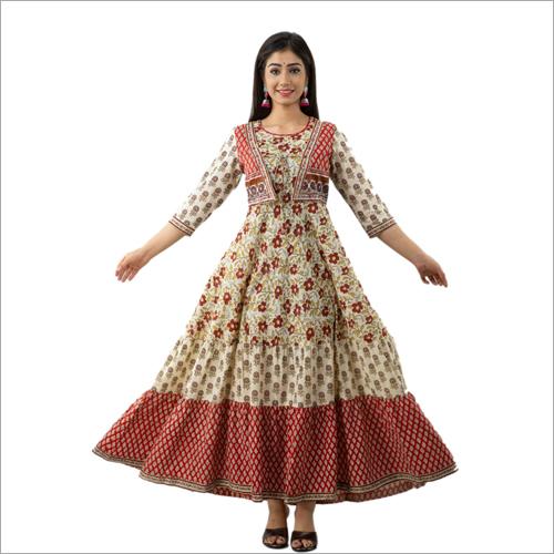 Ladies Jaipuri Kurtis