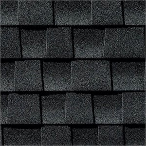 Charcoal Timberline Roofing Shingles