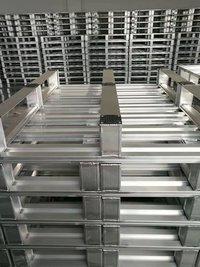 Aluminium alloy pallet