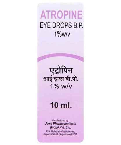 Atropine Eye Drops
