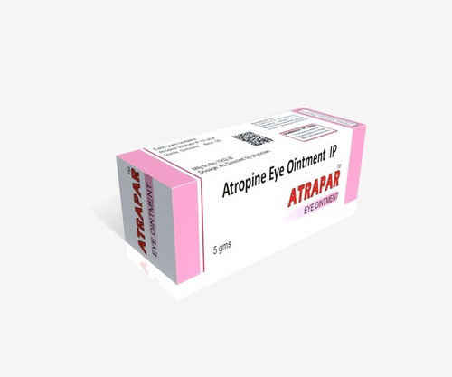 Atropine Eye Ointment