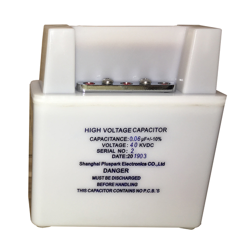 Capacitor 40kV 0.06uF,High Voltage Capacitor 60nF 40000Vdc