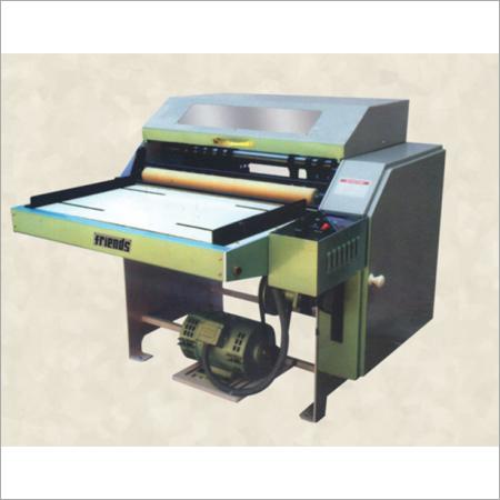 Rotary Half Cutting Creasing & Perforating Machine