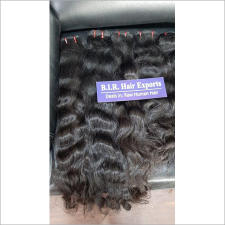 Raw Wavy Hair Extension