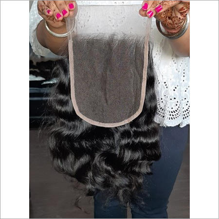 Lace Closures Indian Wavy 5 X 5