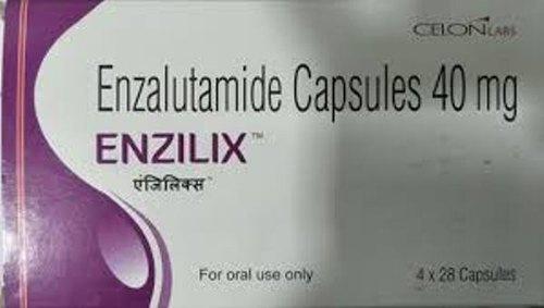 ENZILIX 40 MG CAPSULES (Enzalutamide)