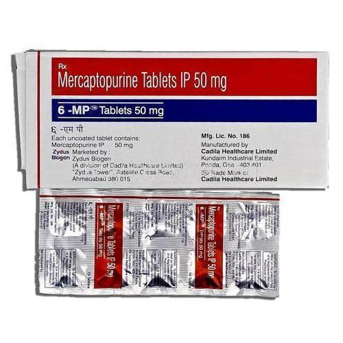 6- MP 5OMG TABLET(Mercaptopurine (50mg)