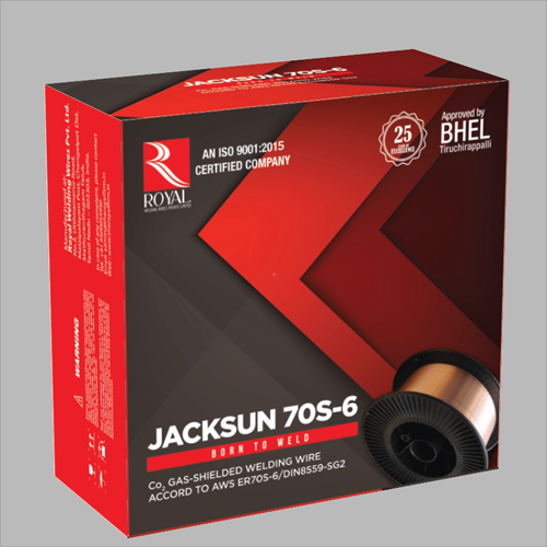 Jacksun 70S-6 Welding Wire