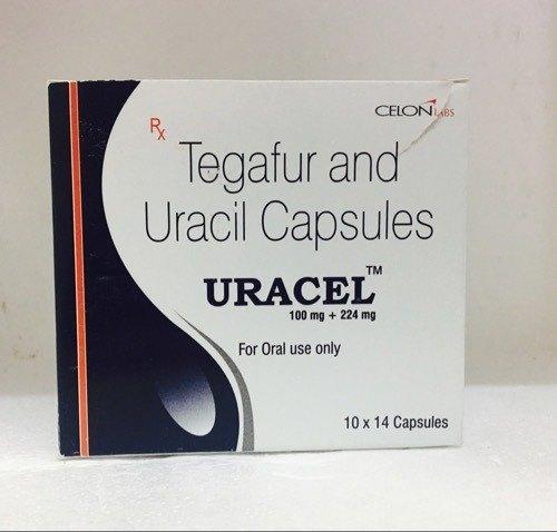 Uracel capsule (Tegafur (100mg) + Uracil (224mg)