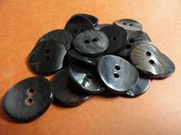 Black Mussel Buttons