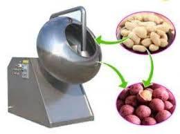 Walnut Coating Machine
