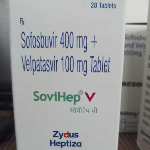 Sofosbuvir Velpatasvir 400mg/100mg