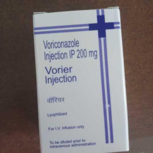 Voriconazole vorier injection