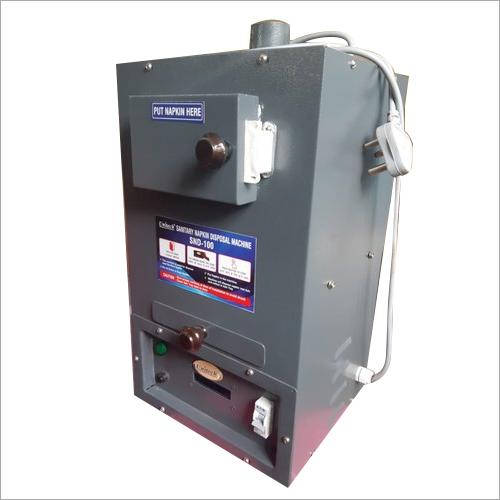 Automatic Sanitary Napkin Incinerator Machine