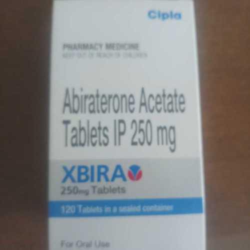 Abiraterone acetate tablets xbira of cipla