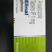 1 MG Anastrozole Tablets IP