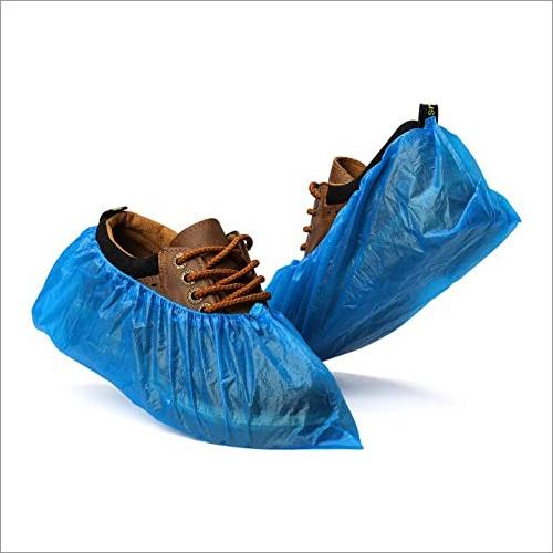 Disposable Blue Shoe Cover