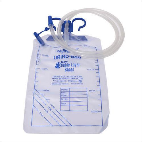 Bottom Outlet Urine Collection Bag
