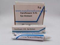 Ciprofloxacin Eye Ointment
