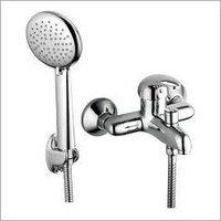Single Lever Wall Mixer With Shower